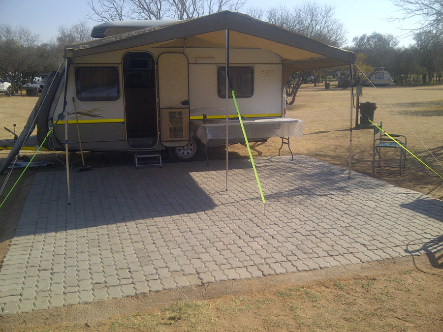 Caravan Amp Tent Wind Straps Tauro