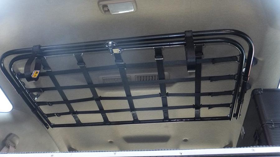 Cargo Barrier Amp Internal Roof Nets Tauro