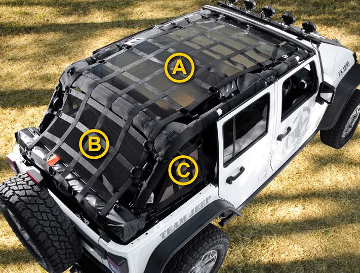 Jeep-nets