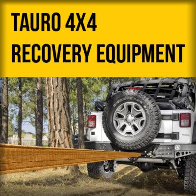Tauro 4x4 Recovery Equipment