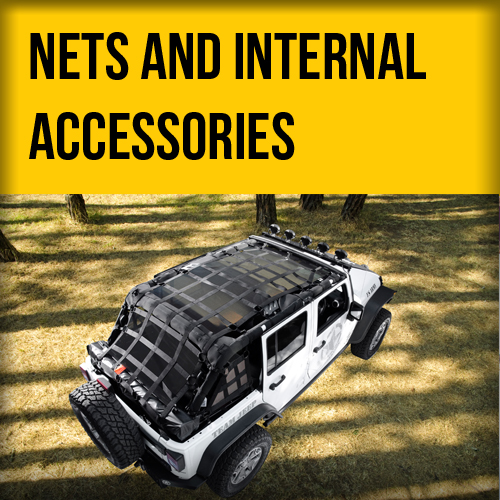 Tauro Nets and Internal accessories