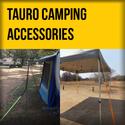 Tauro Camping Accessories