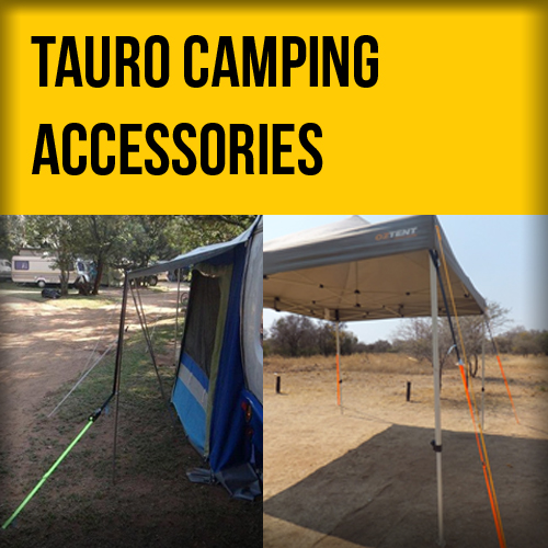Tauro Lashing and Tie downs