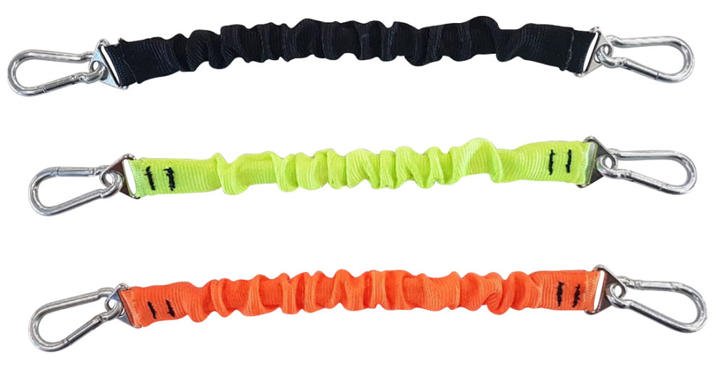 Camping shock absorber bungee tauro