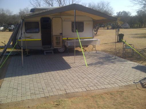 Caravan & Tent Wind Straps