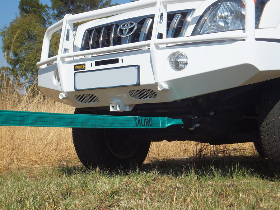 Heavy Duty Pull/Winch Extension Strap