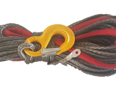 Plasma winch replacement rope