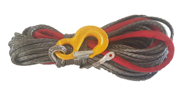 Winch Replacement Ropes & Hooks